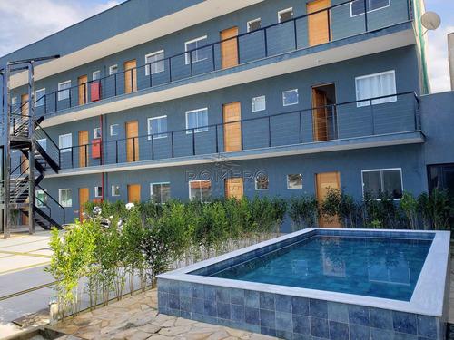 Imagem 1 de 15 de Apartamento Com 1 Dorm, Jardim Beira-rio, Ubatuba - R$ 209 Mil, Cod: 1212 - V1212