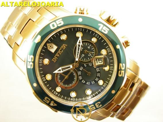 Relógio Invicta Pro Diver Scuba 80074 Garantia 1ano+nf