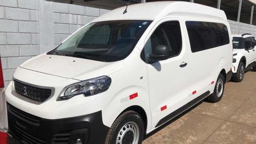 Peugeot Expert 1.6 Diesel Minibus Manual 2020 Blindado 3-a