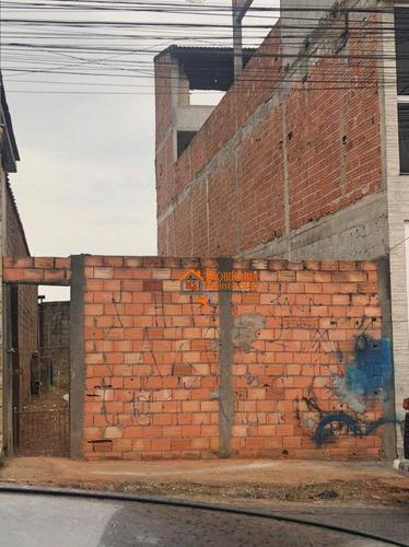 Imagem 1 de 3 de Terreno À Venda, 125 M² Por R$ 159.000,00 - Jardim Albertina - Guarulhos/sp - Te0080