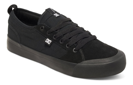 Tenis Hombre Evan Smith Adys300286 Kkg Negro Dc Shoes