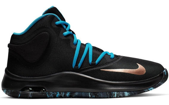 Tenis Nike Air Versitile Iv At1199-001 Negro