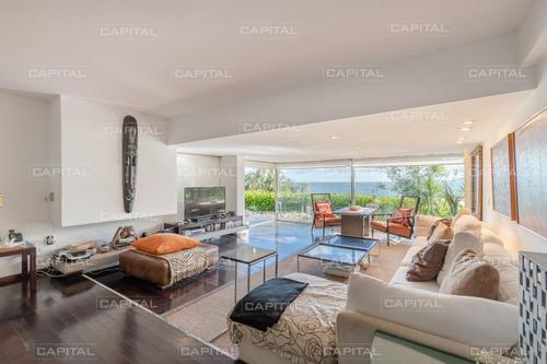Venta De Moderno Apartamento En Punta Ballena Con Las Mejores Vistas Al Atardecer - Ref: 31005