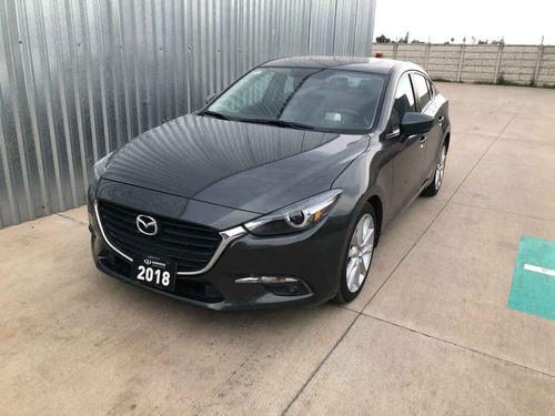 Imagen 1 de 15 de Mazda Mazda 3 2018 4p Sedán S Grand Touring L4/2.5 Aut