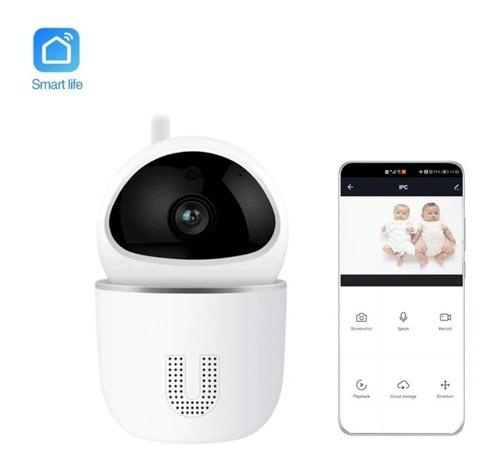 Imagen 1 de 7 de Cámara Ip Seguridad Wifi Smart 1080p Infrarrojo Ir Y10