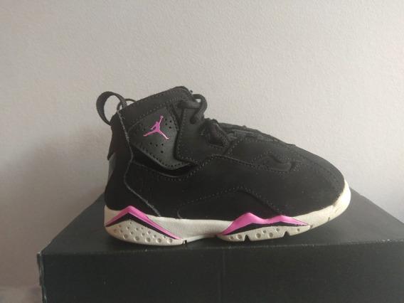 Air Jordan True Flight Negro Retro 13 Cm