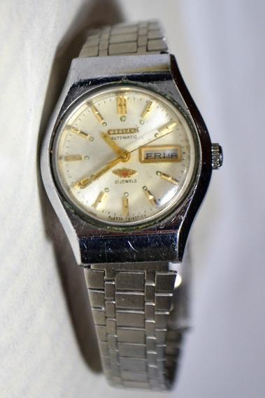 Relógio Feminino Citizen Automatic 21 Jewels 4-914821 Rw