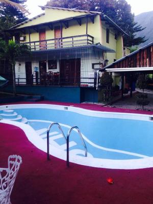 Villa Con Piscina De Renta En Jarabacoa Rmv-145