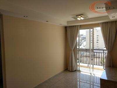 Apartamento Com 2 Dormitórios À Venda, 49 M² Por R$ 330.000 - Jabaquara - São Paulo/sp - Ap5667