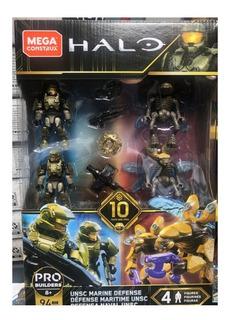 Mega Construx Halo: Unsc Defensa Naval