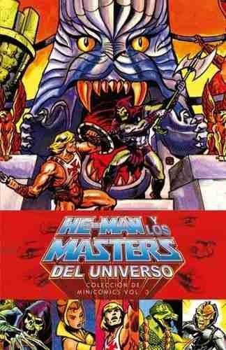 Libro - Comic He-man Y Los Masters Del Universo Colec Minicó