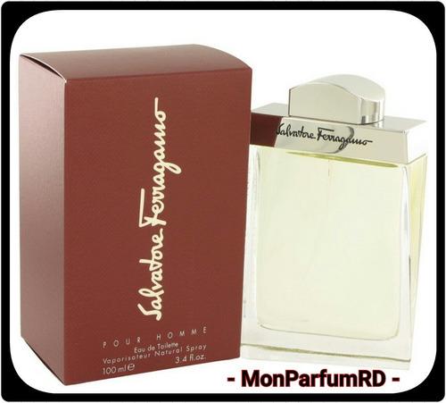 Imagen 1 de 5 de *** Perfume Salvatore Ferragamo. Entrega Inmediata ***