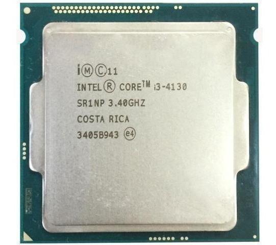 Processador Core I3-4130 4ª Geração 1150 3.40 Ghz 3mb - O&m