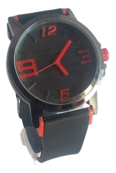 Relógio Importado Masculino Pulseira Silicone Esportivo Barato