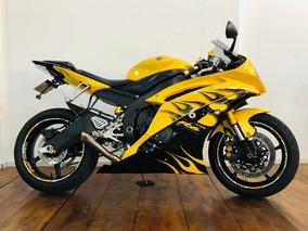 Moto Yamaha R6 2008 Impecável