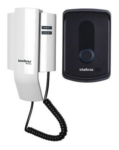 Imagem 1 de 3 de Interfone Residencial Intelbras Ipr 8010 Bivolt