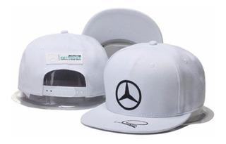 Jockey Snapbacks Mercedes Benz Lewis Hamilton