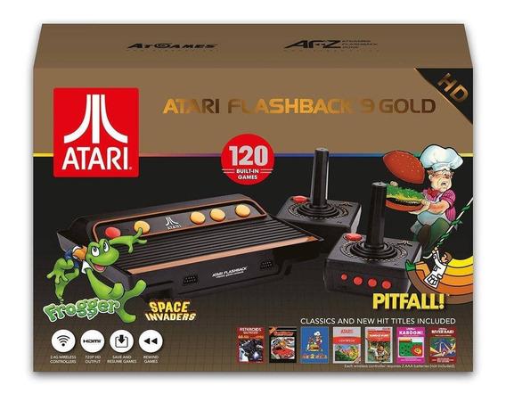 Atari Flashback 9 Gold
