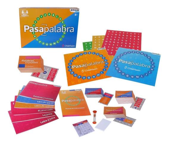 Juego De Mesa Pasapalabra Original R3084