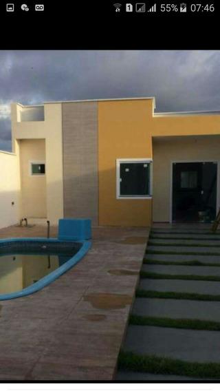 Nelson Garcia Vend Casa Resid. Fechado 3 Quartos E Piscina