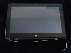 Tela Display Touch Moldura Webcam Flat Philco 11b Touch