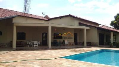 Chácara Residencial À Venda, Chácara Residencial Paraíso Marriot, Itu. - Ch0088