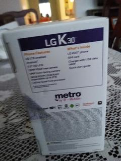 Teléfono Lg K30