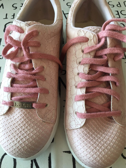Zapatillas Rosas Mujer Nuevas