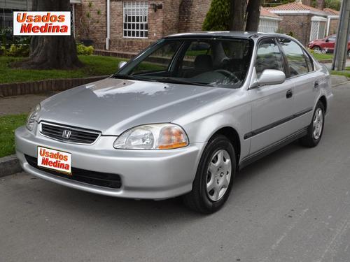 Imagen 1 de 14 de Honda Civic 1.6 Lx