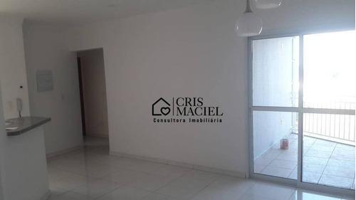 Apartamento À Venda, 78 M² Por R$ 320.000,00 - Fonte De Trevi - Indaiatuba/sp - Ap0055