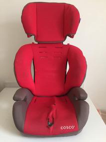 Cadeira Para Carro 9 A 36 Kg Connect Vermelha Da Cosco
