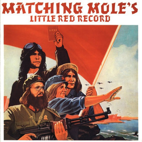 Cd Matching Mole´s-little Red Record *rock 70
