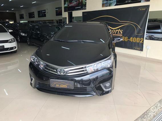 Corolla 2017 1.8 16v Gli Flex 4p Novissimo