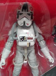 Star Wars At-at Pilot/driver 6 Pulgadas Black Series