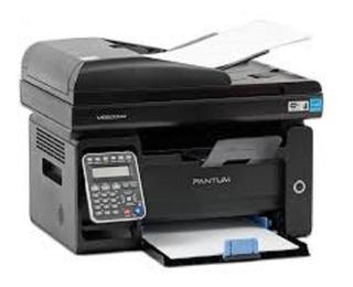 Impresora Multifuncion Laser Fotocopia Dora Pantum Kiosco