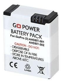 Bateria Gopro Hero3 - Ahdbt-301 - Goprosul