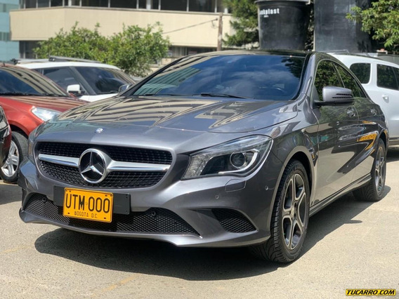 Mercedes Benz Clase Cla Cla200 At 1600 Full