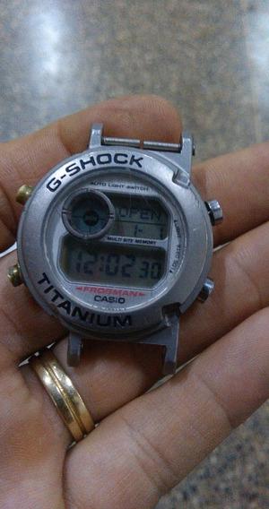 Lote De Relógios Casio Frogman Titanium Omega Quartz