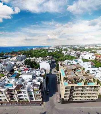 Departamento En Venta Playa Del Carmen The Shore At 46th 104