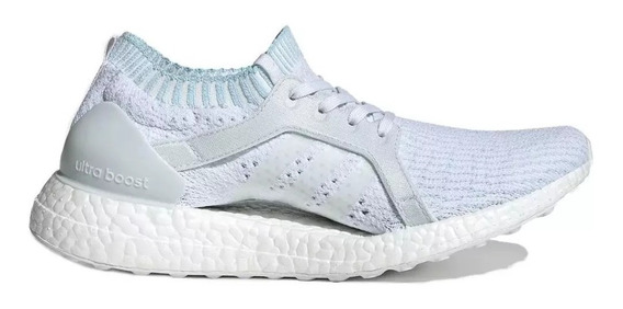 Remate Tenis adidas Ultraboost X Parley Mujer Correr Gym