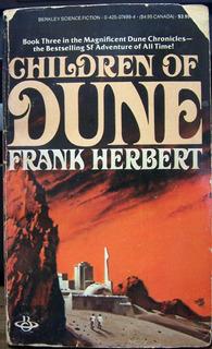 Frank Herbert Children Of Dune Berkley Books Inglés