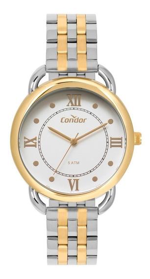 Relógio Feminino Condor Analógico Casual Co2036db/k4k