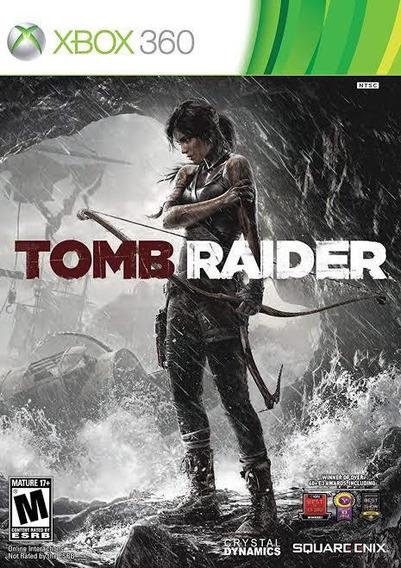 Tomb Raider Mídia Digital Xbox 360