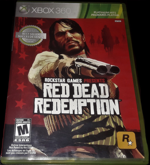 Red Dead Redemption - X-box 360