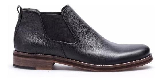Zapatos De Verstir Hombre Cuero Genuino Chamonix