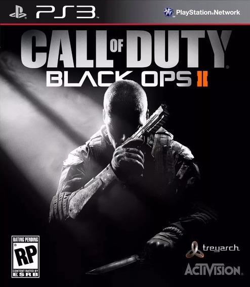 Call Of Duty Black Ops 2 Ps3 Cod Bo2
