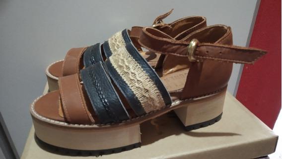 Zapatos Dama Chavela Tacones 36