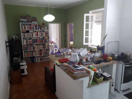 Imagem 1 de 22 de Apartamento À Venda, 2 Quartos, Botafogo - Rio De Janeiro/rj - 9671