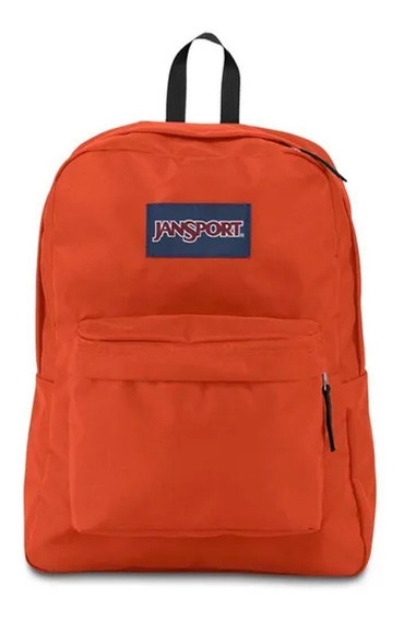 Mochila Jansport Superbreak Cherry Tomato