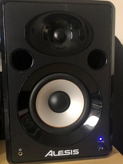 Monitor Alesis Elevate 5 - Semi Novo